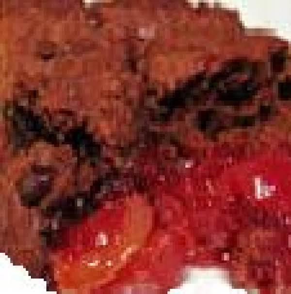Cherry Chocolate Cobbler- Copycat Recipe