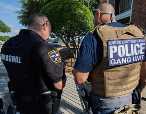 Austin sheriff releases criminal alien gang member