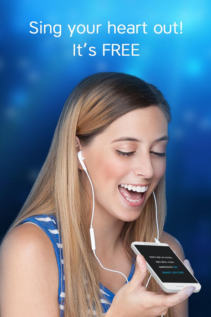Karaoke - Sing Karaoke, Unlimited Songs Screenshot 0