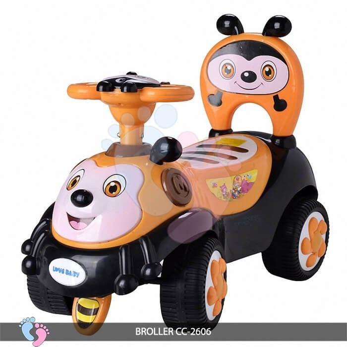 Xe chòi chân trẻ em Broller CC-2606 1