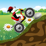 Ben Motorcycle Hill Climb Icon