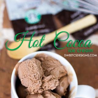 Hot Cocoa Ice Cream