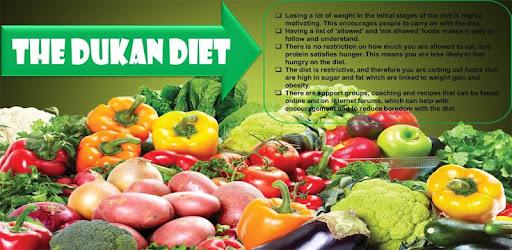 dieta dukan online gratis