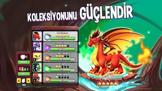 Dragon City Hile Apk 2020 5