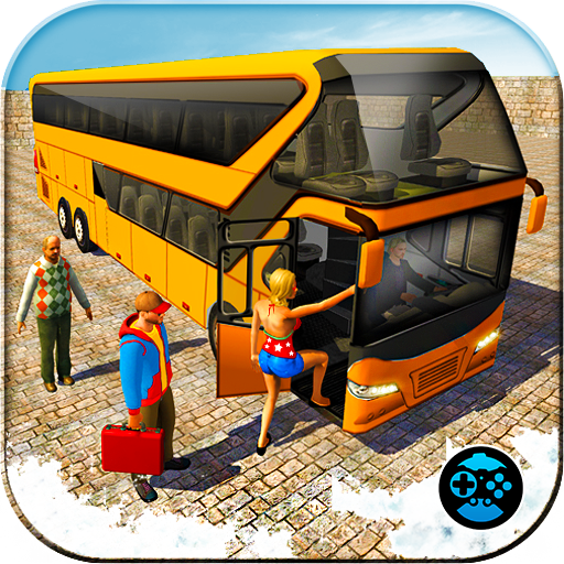 City Coach Bus Driving Simulator Games 2018