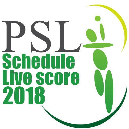 PSL Schedule 2018 - Pakistan Super League