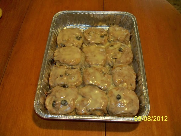 Homemade Cinnamon Raisin Biscuits Recipe