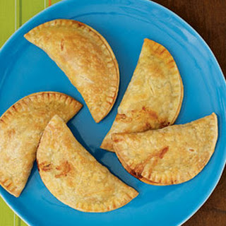 Ham and Cheese Empanadas Recipe