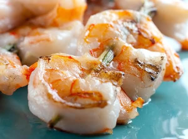 Fast & Easy Shrimp Dijon