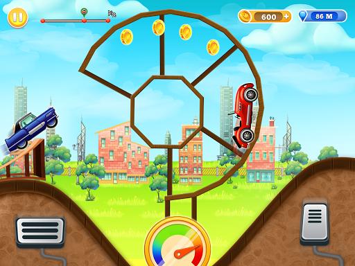 Kids Car Hill Racing: Games For Boys screenshots 5