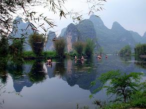 Photo: Li river, China