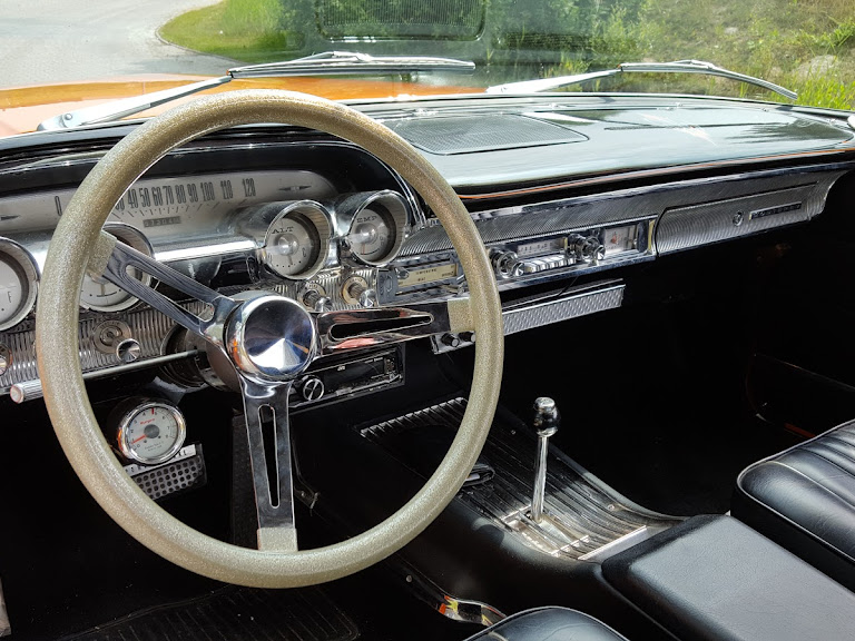 Mercury Monterey Marauder S55 Hire Vemmelev