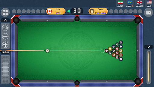 snooker game - Offline Online free billiards apkmr screenshots 3
