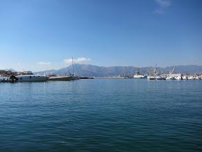 Photo: Porto Arenella (Palermo)