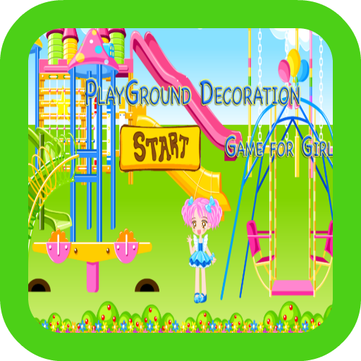 playground decoration games screenshot - Decoration Games