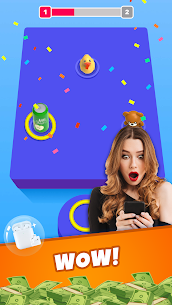 LUCKY TOSS 3D MOD APK DOWNLOAD FREE HACKED VERSION 3