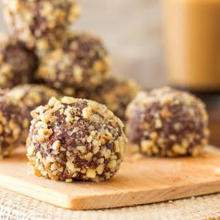 Walnut Dark Chocolate Truffles Recipe