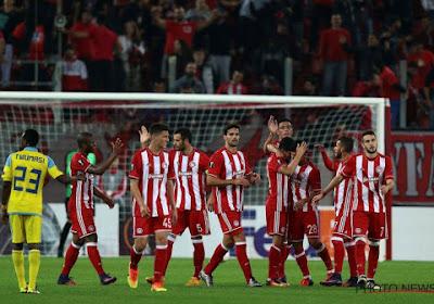 Ligue des Champions : il n'y a pas eu photo entre l'Olympiakos et Krasnodar, option prise par l'Etoile Rouge et le Dinamo