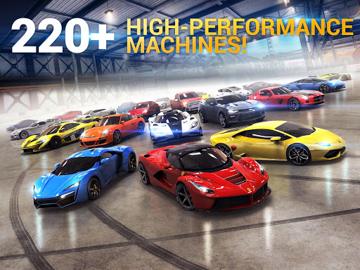 Asphalt 8: Airborne 3.7.1a screenshots 8