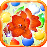 Flowers and Puzzles Icon