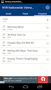 Nationwide Viet Radio VA- screenshot thumbnail