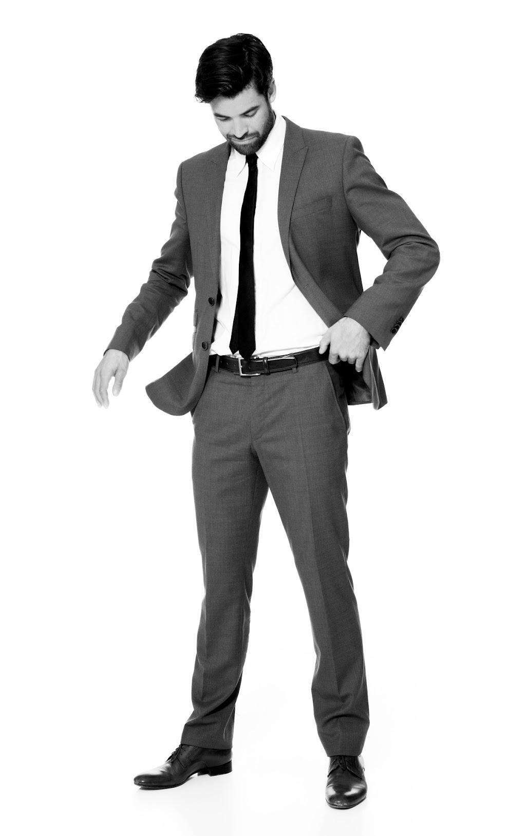 Mario Gyr Business - Anzug