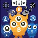 CryptoFast - Earn Real Bitcoin Free icon
