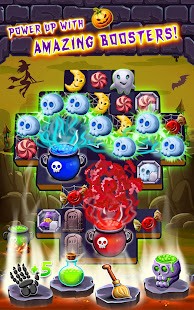 Halloween Witch Connect – Halloween games 5