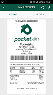 PocketSlip- screenshot thumbnail