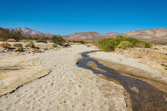 Photo: Coyote Creek, Anza Borrego SP