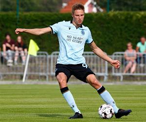 Le FC Bruges prête un jeune talent au KV Malines