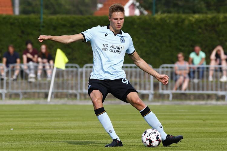 Officiel : direction la Eredivisie pour un jeune Brugeois