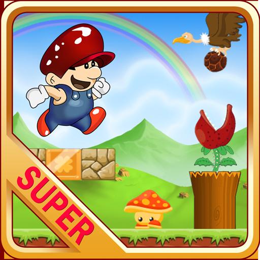 スーパーマリオ2016 冒險 App LOGO-APP試玩
