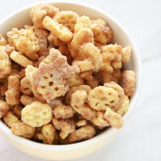 Churro Honeycomb Snack Mix.
