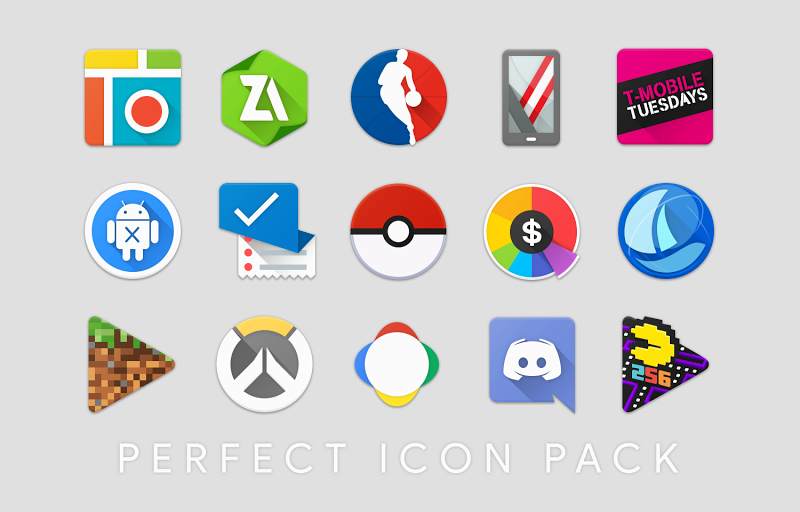 Perfect Icon Pack Screenshot 9