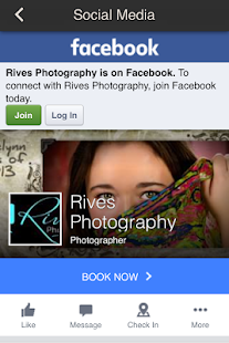 Rives Photography- screenshot thumbnail