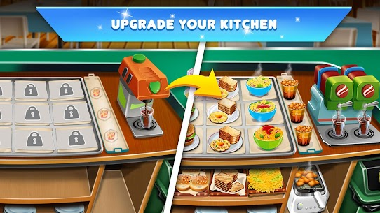 Cooking Fest : The Best Restaurant & Cooking Games 7