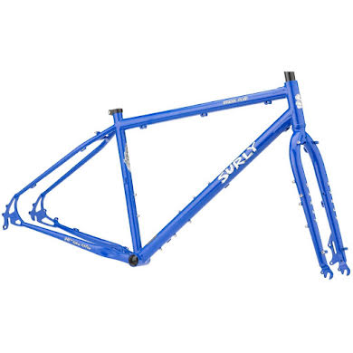 Surly Bridge Club Frameset - Loo Azul