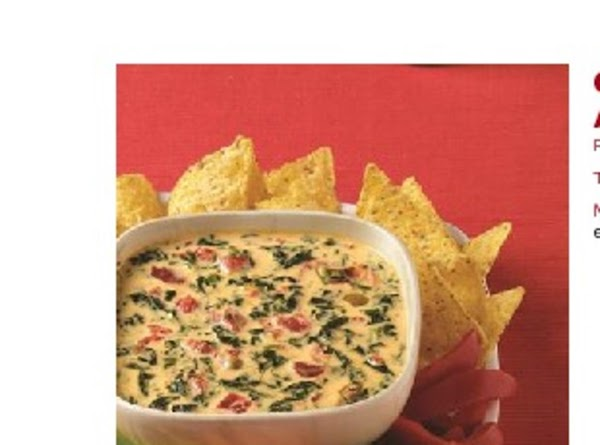 Cheesy Spinach And Bacon Dip Recipe