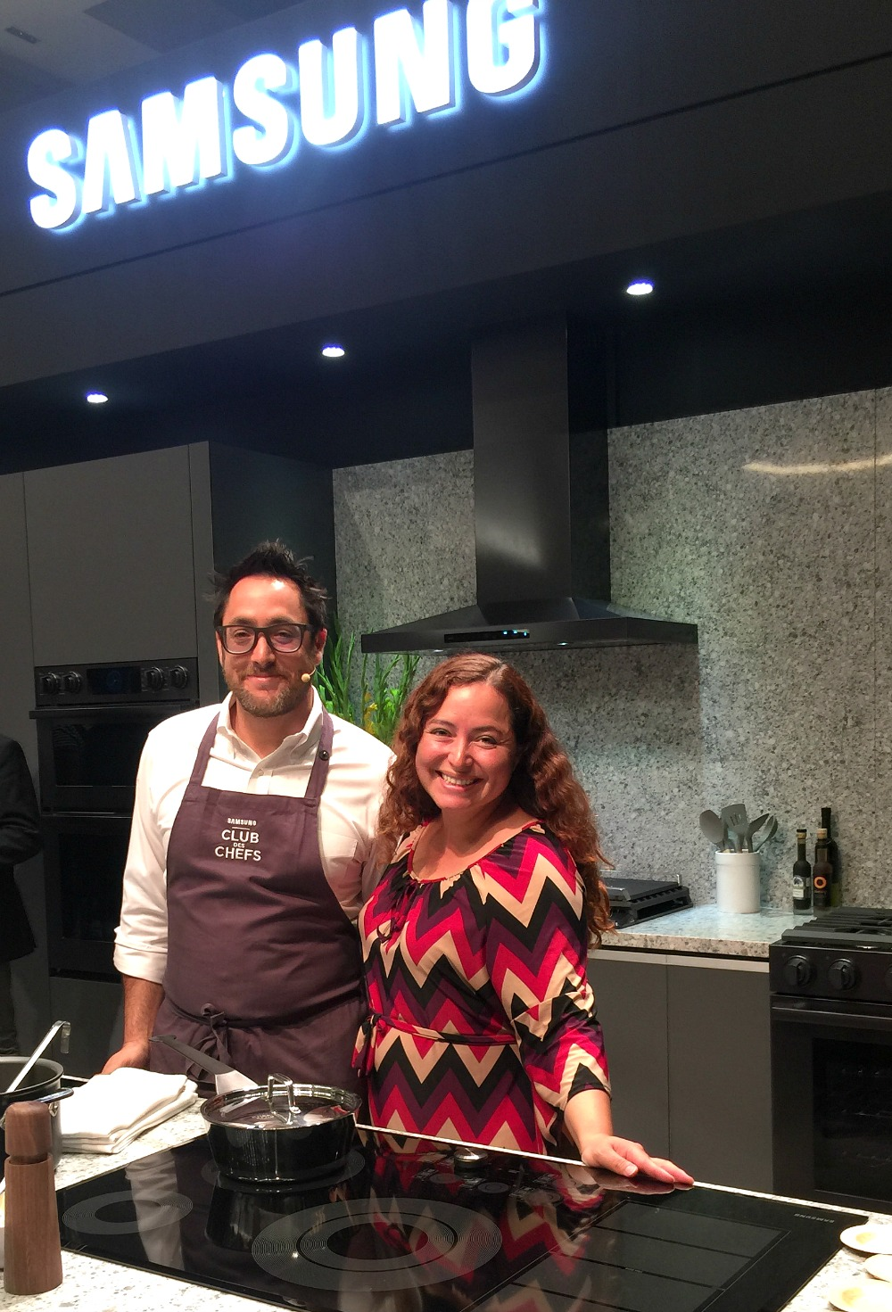 Maggie and Chef Christopher Kostow.jpg