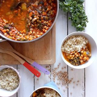 Chickpea and Pumpkin Stew Recipe