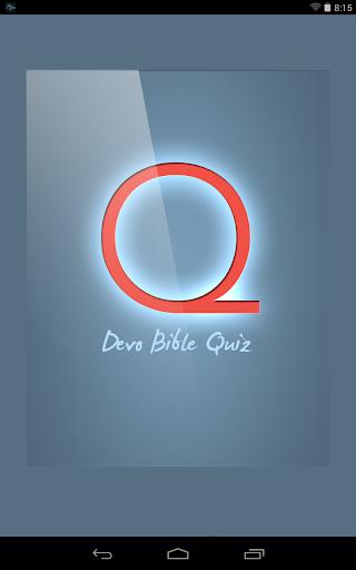 Devo Bible Quiz screenshots 15