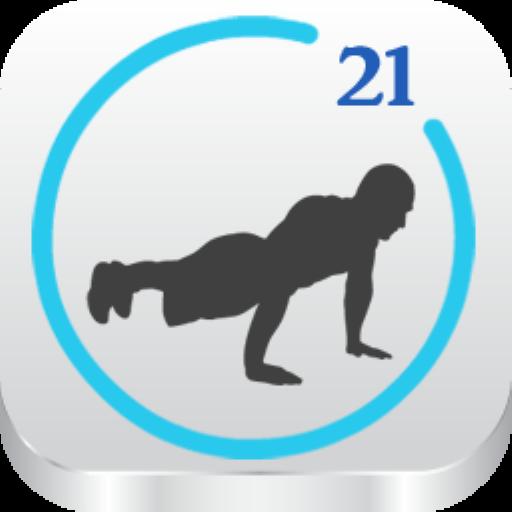 21天胸部挑战 健康 App LOGO-APP試玩