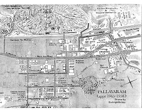 Photo: MAP OF PALLAVARAM.