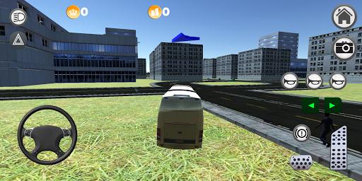 Bus Game Simulator Driving - New Bus Travego Game 6 apktcs 1