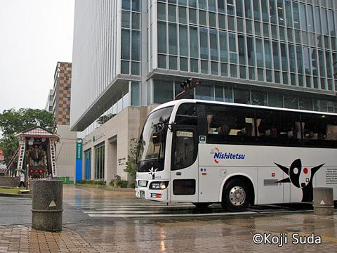 西鉄 4012 櫛田神社付近走行中_04