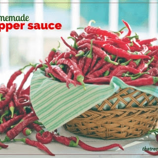 Hot Pepper Sauce.