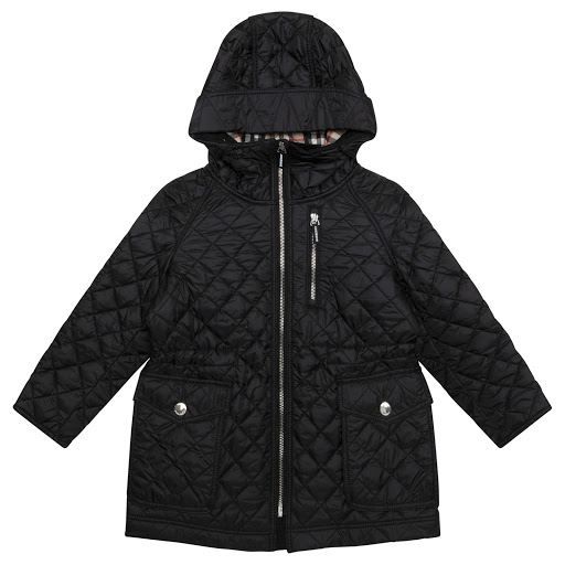 Primary image of Burberry Diamond Quilted Coat