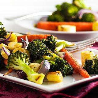 Fresh Mixed Vegetables Recipes.