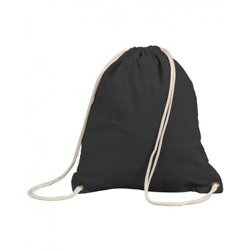 Cotton Colour Drawstring Bag
